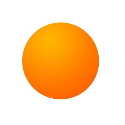 Оранжевое небо, оранжевое солнце, оранжевые люди...Вот ...