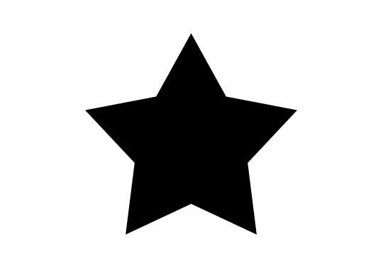 Как сделать звездочки в фотошопе фото 541