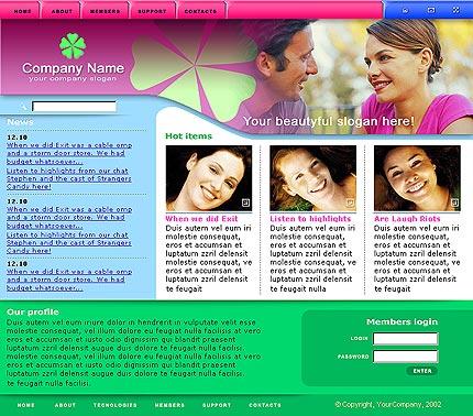 форум шаблоны для знакомств